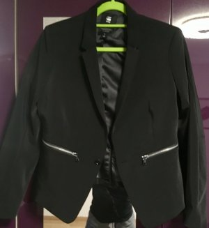 G Star Blazer Jacket schwarz