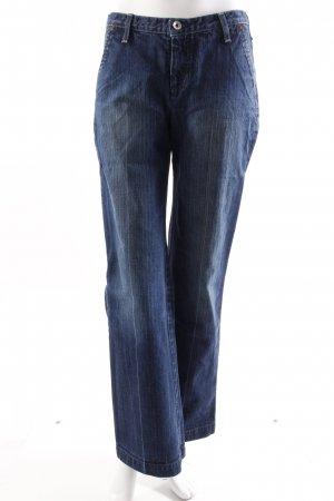 G-Star Boot Cut Jeans Bügelfalten-Optik