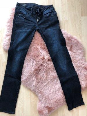 G-Star Raw Jeans svasati blu scuro