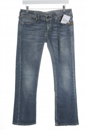 G-Star Boot Cut Jeans graublau Casual-Look