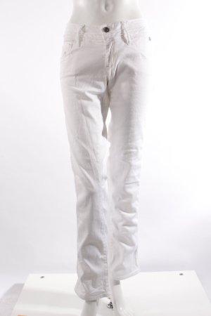 G-Star Boot Cut Jeans weiß