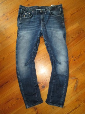 G-Star Boyfriend Jeans Arc 3D Loose Tapered WMN Gr. 30 / 30 dunkelblau