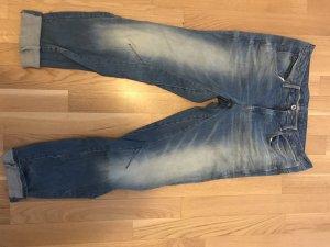 Gstar Jeans boyfriend multicolore coton