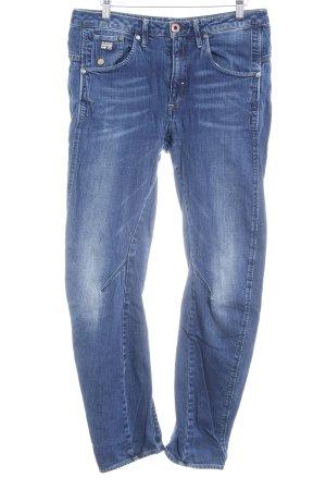 G-Star Boyfriend jeans blauw boyfriend stijl