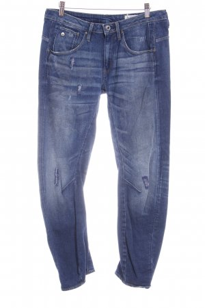 G-Star Boyfriend Jeans dark blue casual look