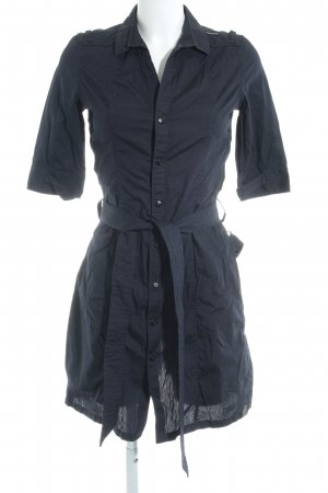 G-Star Cargo Dress dark blue safari look