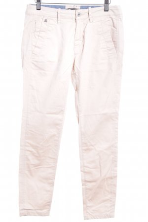 G-Star Chinohose altrosa Casual-Look