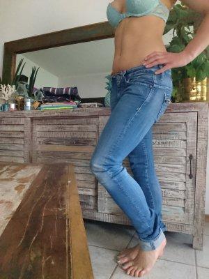 G-Star Corvet Skinny Wmn 27/34 Small Jeans Röhrenjeans