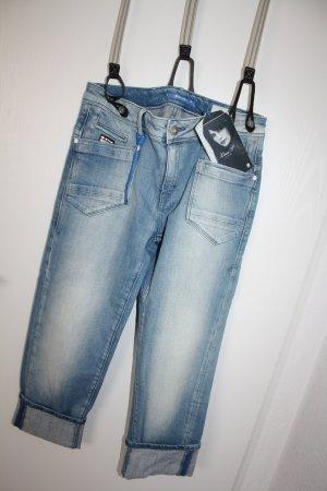 G-Star Damen Jeans mit Hosenträger W27/L28