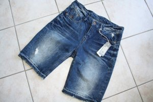 G-Star Raw Shorts blue cotton