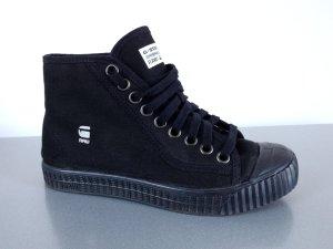 G-Star Denim Sneaker Schnür-Schuhe – 36