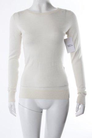 G-Star Feinstrick-Pullover cremefarben