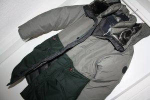 G-Star Foul Weather Hooded Relaxed Coat Jacke Gr.S/M *NEU*