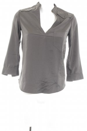 G-Star Blusa brillante caqui look casual