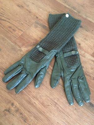 G-Star Handschoenen donkergroen