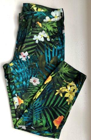G-Star Hawaii Print Jeans, Gr.  36