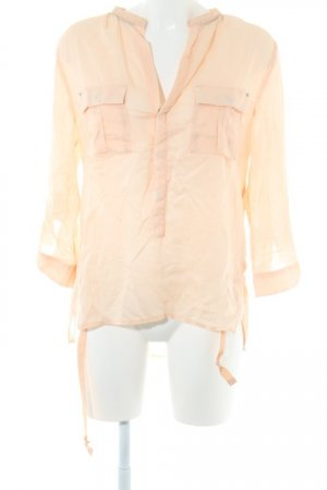 G-Star Hemd-Bluse apricot Casual-Look