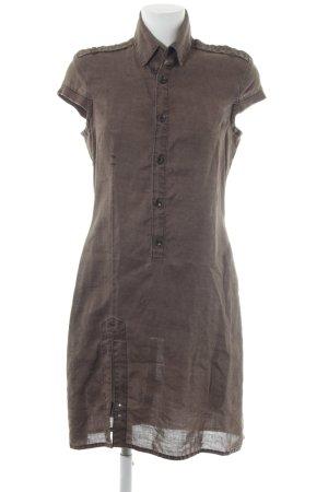 G-Star Robe chemise brun style simple