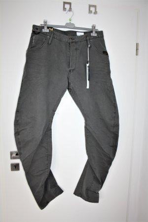 G-Star Herren 3D Jeans Hose Grau W34/L34