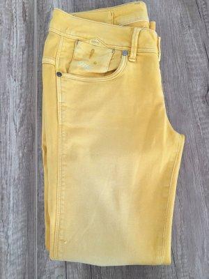 Gstar Jeans 3/4 jaune