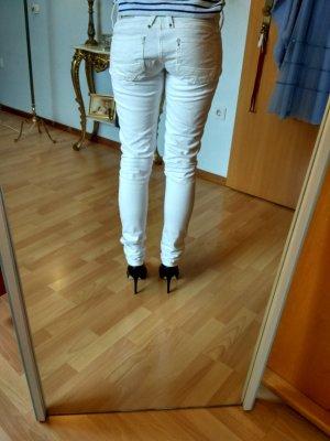 G-Star Hose in weiß schön eng
