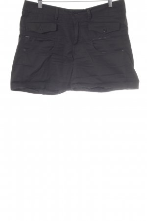 G-Star Hot Pants dunkelgrau Casual-Look