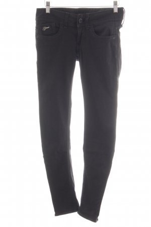 G-Star Low-Rise Trousers black casual look