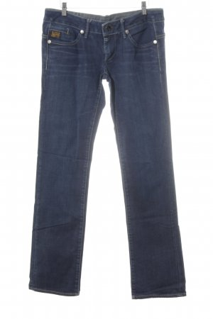 G-Star Low Rise Jeans dark blue casual look