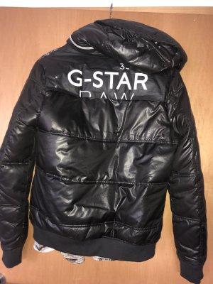 Gstar Blouson aviateur gris foncé-noir