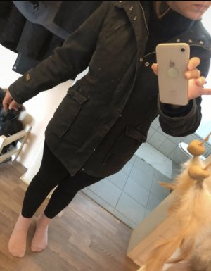 G-Star Veste à capuche noir-gris coton