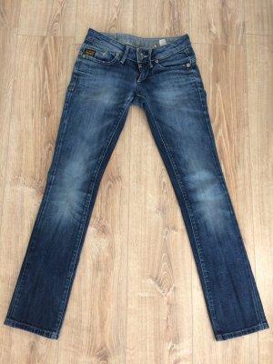 G-Star Jeans vita bassa grigio ardesia