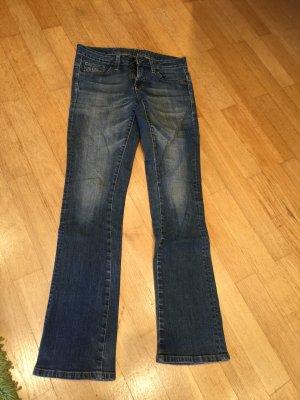 G-Star Jeans Blue-washed Slimfit