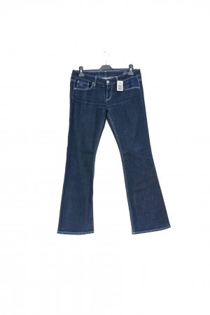 G-Star Raw Boot Cut Jeans blue cotton