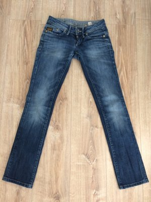 G-Star Low Rise Jeans slate-gray
