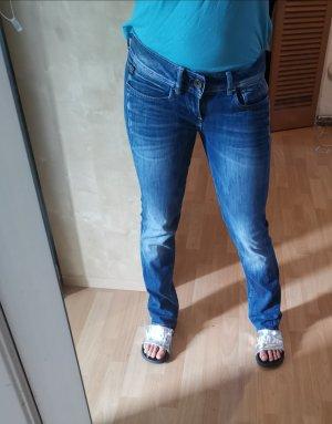 G-Star Drainpipe Trousers blue