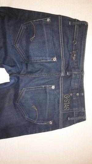 G-Star. Jeans. gerades Bein. dunkelblau. Gr.27/32