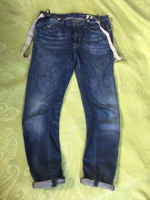 G-Star Jeans Gr. 26 mit Hosenträger