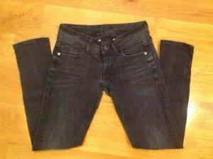 G-Star Jeans, Gr. 28/30, schwarz, eng