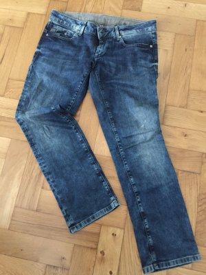 G-Star Jeans, Gr. 30/30, gerades Bein, hüftig geschnitten