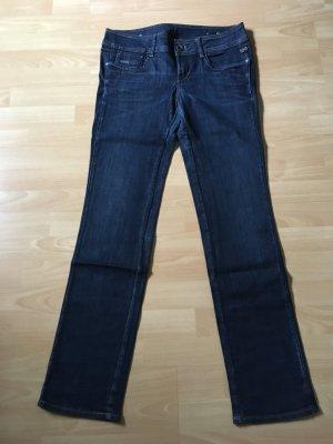 G-Star Jeans Hose, blau