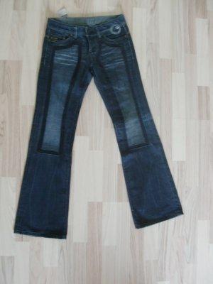 G-Star Jeans Hose W27/L32 blau Neu