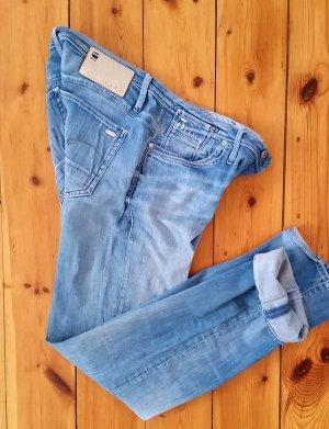 G-Star*Jeans*Medal Straight Wmn*blau*W 30/34 L 40