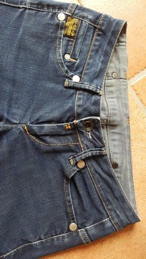 G-Star Jeans met rechte pijpen blauw-donkerblauw