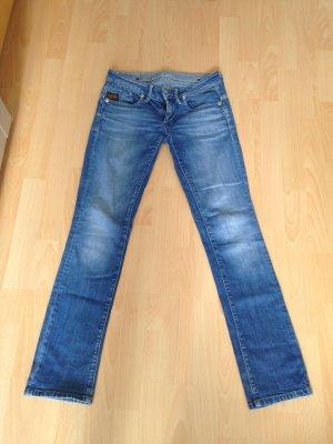 G-Star Jeans Midge Straight Gr. 27