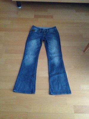 G-Star Jeans mit ausgestelltem Bein, W30/L34
