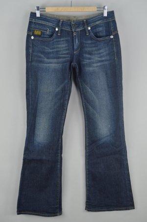 G-Star Jeans mit dunkler Waschung blau Größe W30/L32