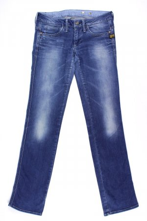 G-Star Jeans mit Waschung blau Größe W27