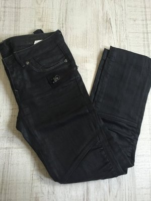 G-Star Jeans schwarz/blau coated