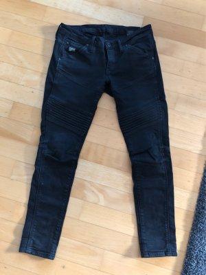 G-Star Jeans de moto noir