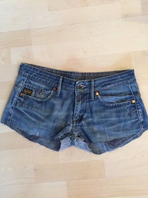 G-Star Jeans Shorts kurze Jeans Hose hotpants